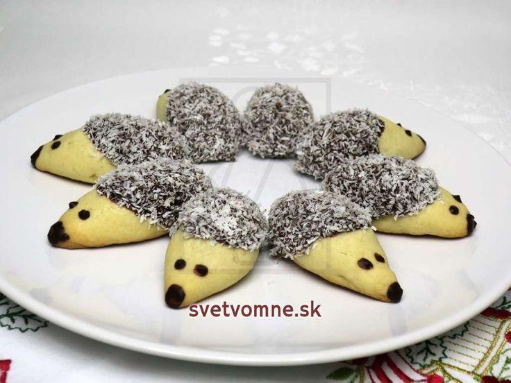 Vianoční ježkovia so slivkami • Recept | svetvomne.sk