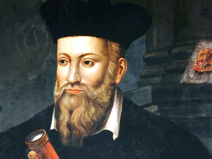 Top 10 Nostradamus Predictions for 2016