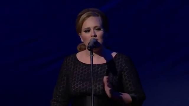 Adele - Live at the 2011 iTunes Festival