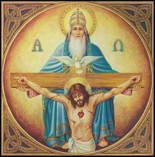 ORACIONES Y ESPIRITUALIDAD: Oración a la Santisima Trinidad para Protegernos d...