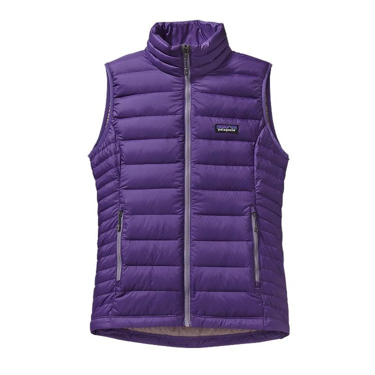 Patagonia Women\'s Down Sweater Vest - Concord Purple CNCP