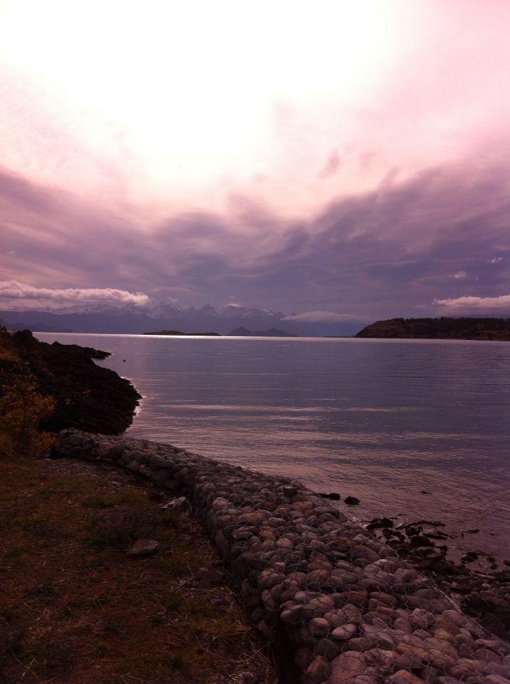 Puerto Guadal, Patagonia chilena