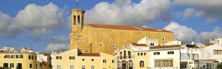 Eglise Santa Maria de Mahon