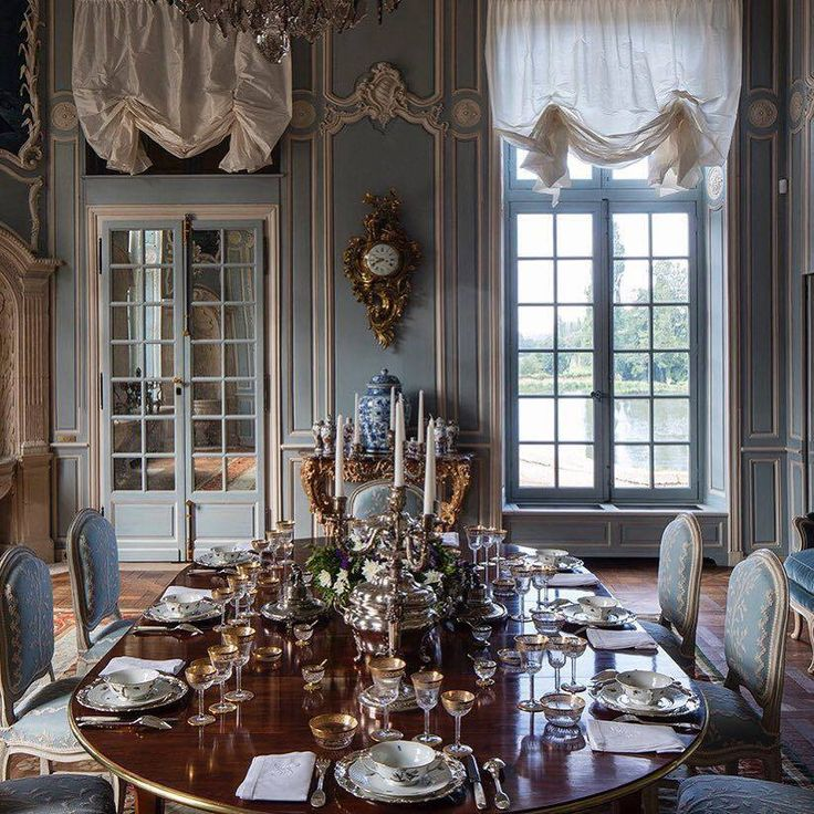 2001 best Grand Antique Interiors images on Pinterest | Castles ...