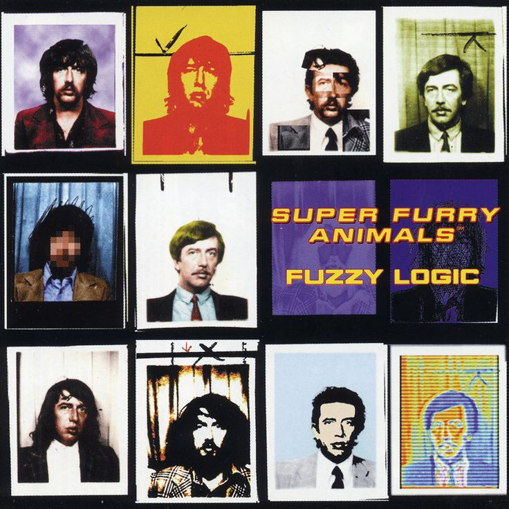 Fuzzy Logic - Super Furry Animals (1996)