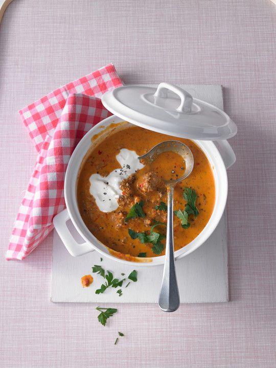 Ajvar - Suppe, ein tolles Rezept aus der Kategorie Eintopf. Bewertungen: 138. Durchschnitt: Ø 4,4.