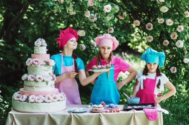 These cooking party games for kids will add some sizzle to a birthday party with a culinary theme.