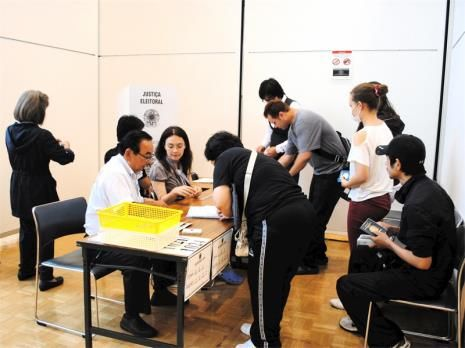 Alternativa Online > Notícias > Comunidade > Aécio vence em Gunma com mais de 90% dos votos válidos