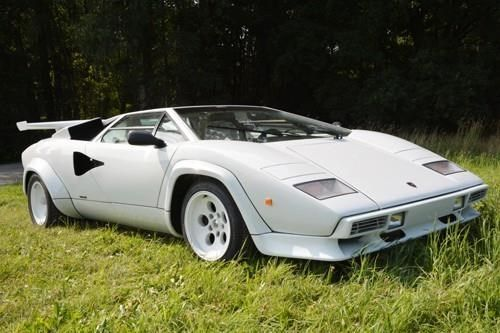 1984 LAMBORGHINI COUNTACH 5000 S- 1 for sale | Classic Cars For Sale, UK