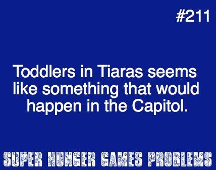 super hunger games problems