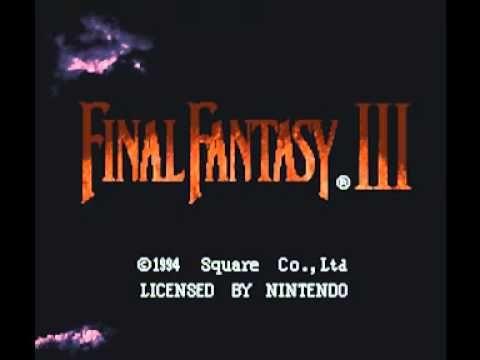 Final Fantasy III (SNES) Music - Snowy Field