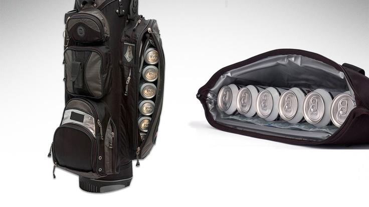 Par 6 Golf Bag Cooler Golf Bags Bags Golf