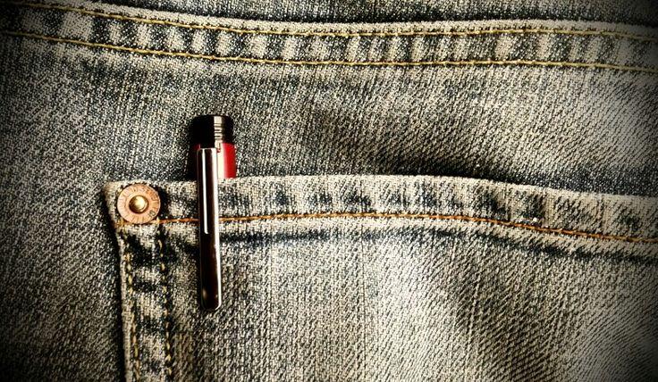 Zebra M5 compact pocket pen