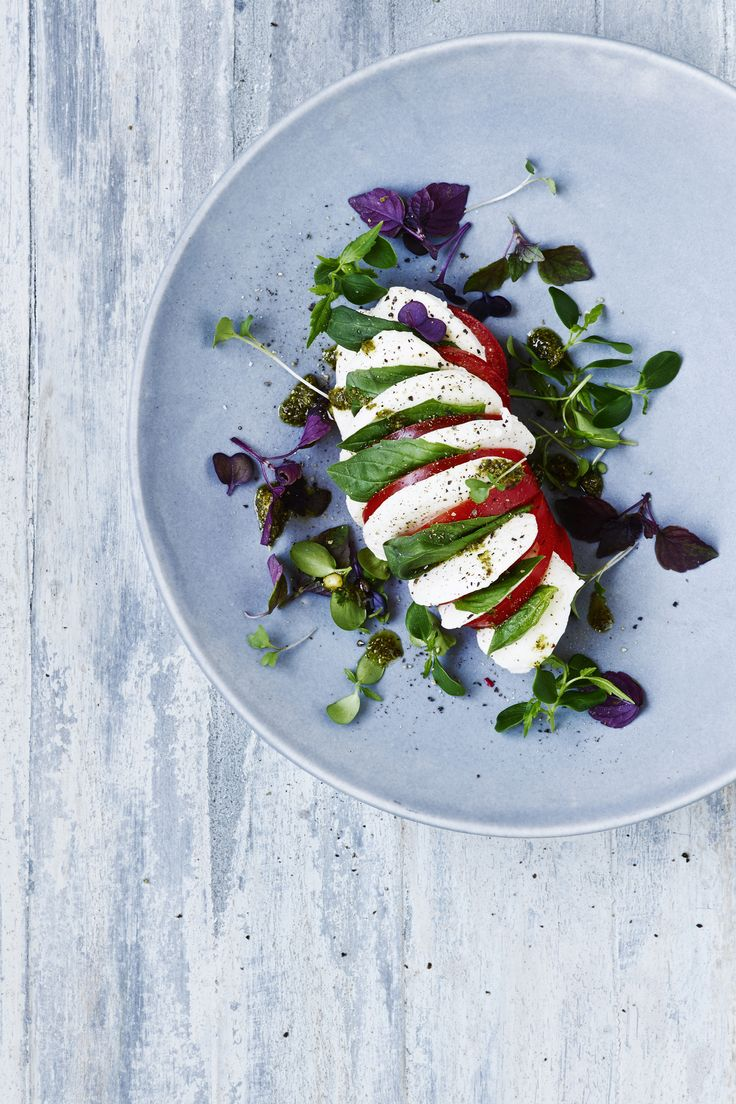 Caprese saláta #ninivebutik #nicolasvahe #recept