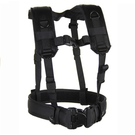 20 best chest pack images on pinterest battle belt gears and load bearing suspendersharness straps only the blackhawk load bearing suspendersharness is a wrap around belt loop system with h harness sciox Choice Image