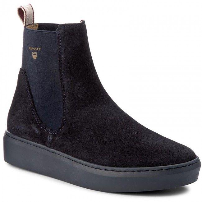 Magasított cipő GANT - Anne 15543087 Marine G69