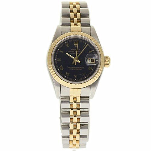 Rolex Datejust 26mm swiss-automatic womens Watch 69173 (Certified Pre-owned) * C...