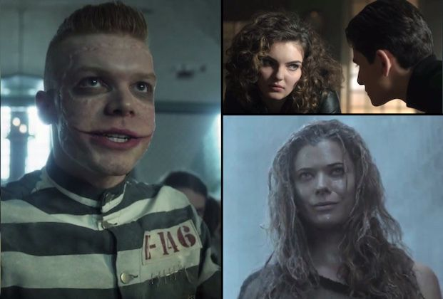"""Extended Gotham Trailer Teases Bruce/Selina Team-Up, Bloomed Ivy, That Joker Jerome and Batty Man          Gotham's Ivy, once a """"seed"""" and then a """"sprout,"""" now has fully """"bloomed,"""" it is explained in an extended trailer for the back half of Season 4 (arriving Thursday, March 1 at 8/7c).    https://www.youtube.com/watch?v=V9ZOJps-KSU&feature=youtu.    Attention!!! This is Just an Announce to view full post click on the """"Visit"""" Button Above"""