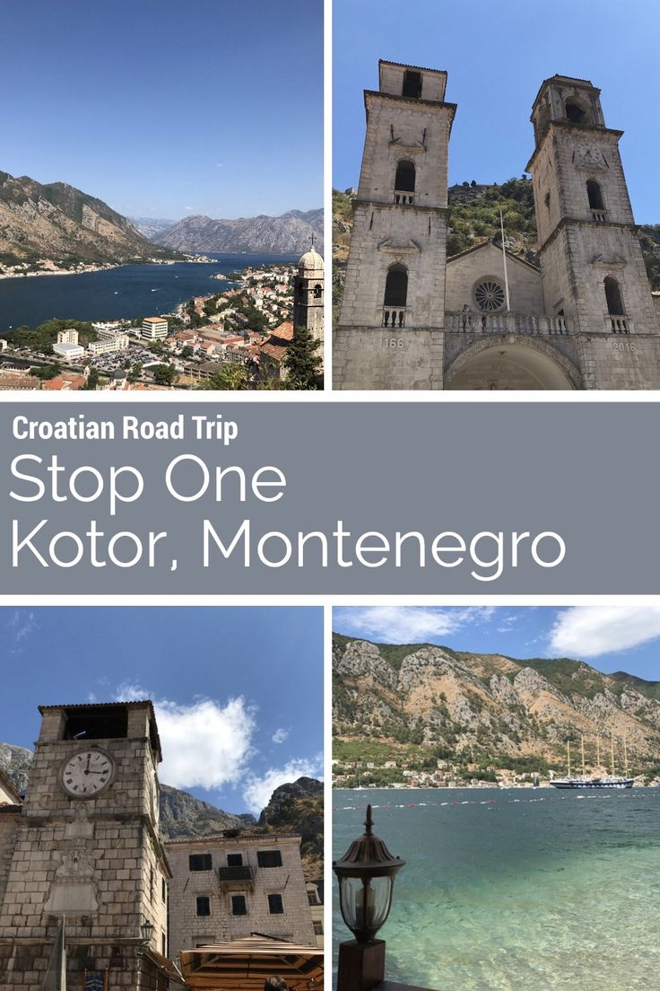 Stop one: Kotor, Montenegro in our European balkans road trip. Such a Beautiful town and one of my favourite stops along our road trip through Croatia and Bosnia and Herzegovina. Sample local wine, hike the city walls, Enjoy a day trip or relax at the beach… …