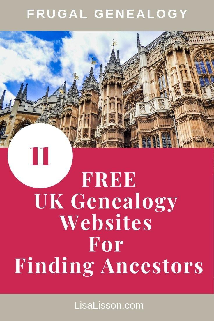 find my ancestors for free uk