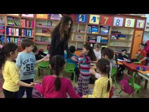 'Çatlak,patlak'oyunumuz - YouTube