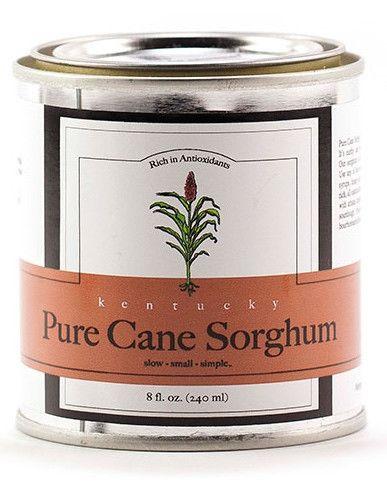 Pure Kentucky Sorghum Syrup