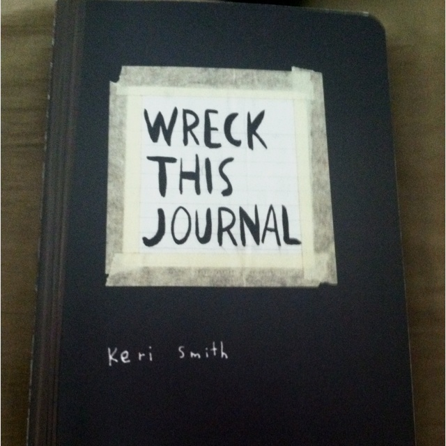 Wreck This Journal Book Cover Ideas ~ Top ideas about art journals and artists on
