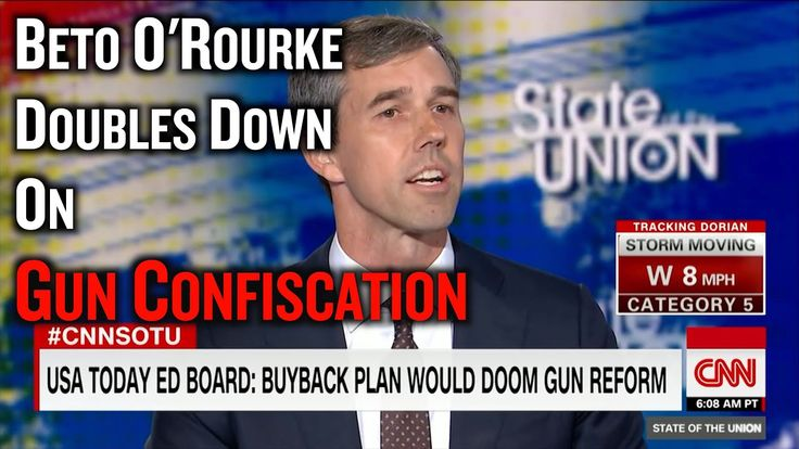 Beto Doubles Down on Gun Confiscation – YouTube
