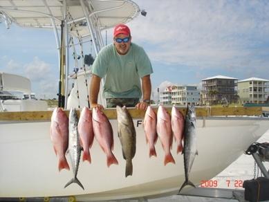Capt phil 39 s charters grayton beach local stuff for Grayton beach fishing charters