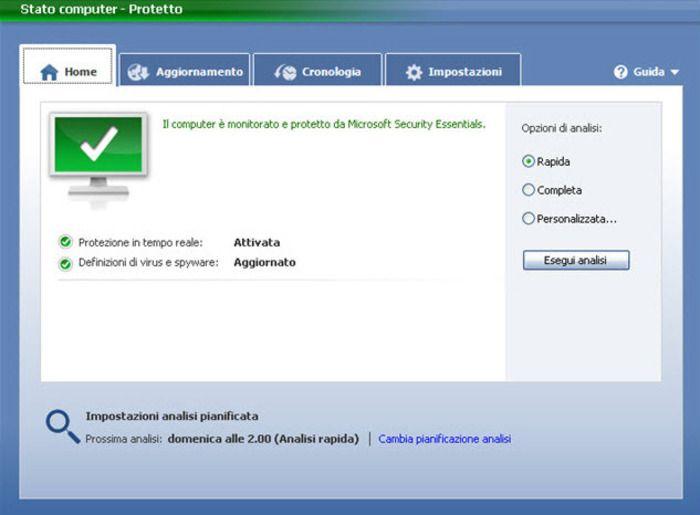 Microsoft Security Essentials For Windows 7 32 Bit Free Download