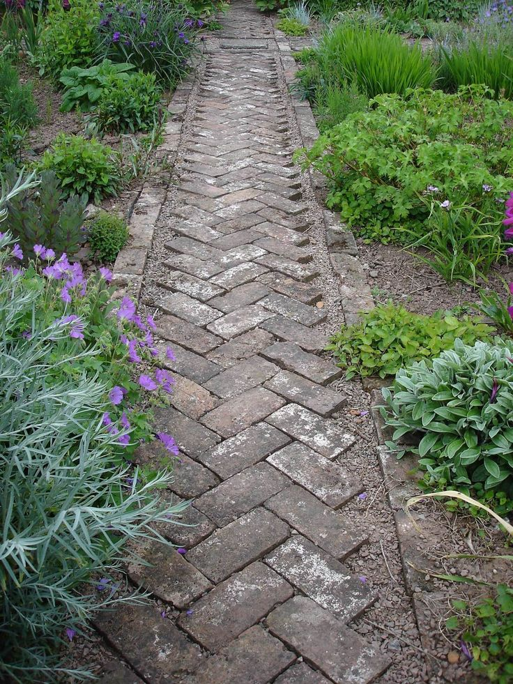 1293 best images about garden path on pinterest for Garden path