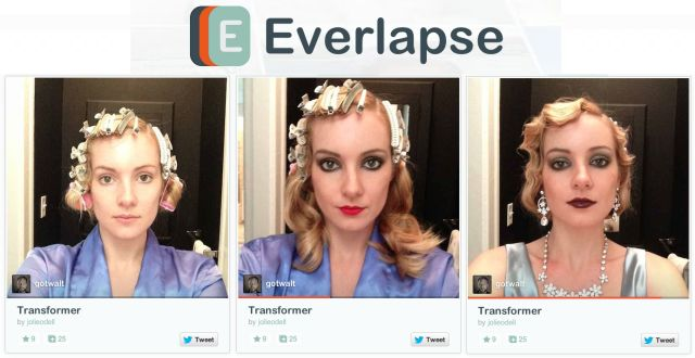 """ntroducing """"Everlapse"""" – An Addictive New Collaborative Flipbook Sharing App. By the team that created CoTweet."""