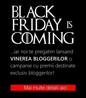 Vinerea Bloggerilor 2014 | Blog Awards