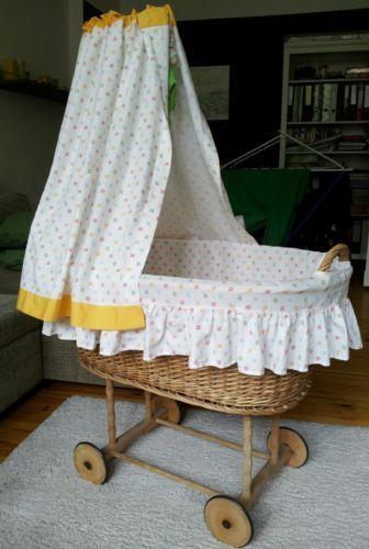 25 parasta ideaa stubenwagen matratze pinterestiss beistellbett beistellbett baby ja. Black Bedroom Furniture Sets. Home Design Ideas