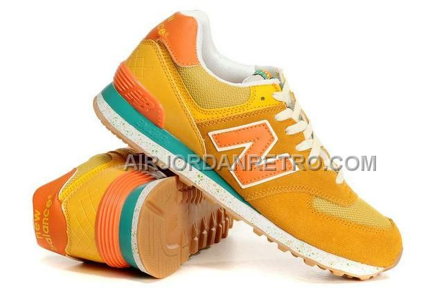 http://www.airjordanretro.com/new-balance-574-fruit-orange-shoes.html NEW BALANCE 574 FRUIT ORANGE SHOES Only $68.00 , Free Shipping!