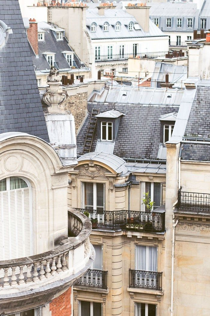 Paris in the Springtime Travel Diary //