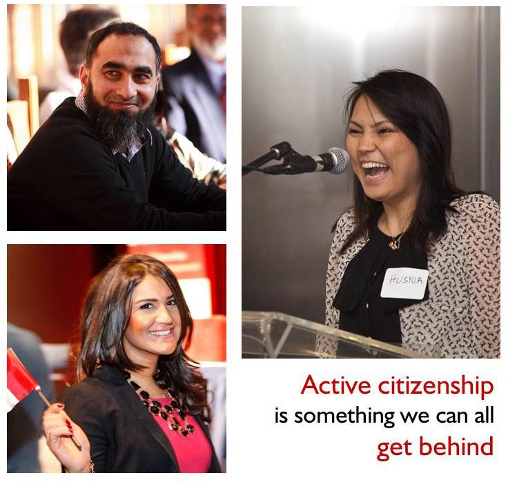 Active citizenship is Canada's uniting common denominator. Our efforts – big or small – create a ripple effect that reinforces our country's capacity to accept and include and, ultimately, enables us to build a stronger Canada. #Canadian #Canada #citizens