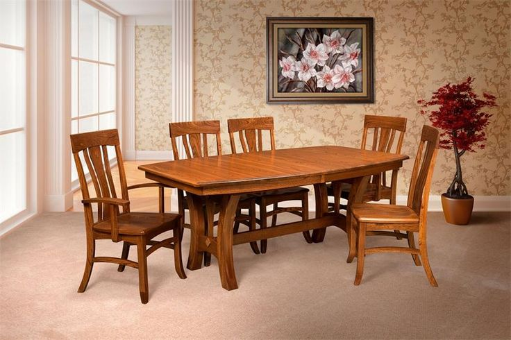 Amish Rainier Dining Room Chair