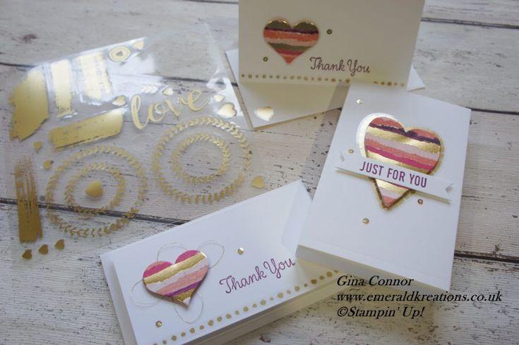 Stampin' Creative Blog Hop – Love and Appreciation