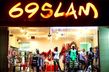 #69Slam concept store Muine - Vietnam www.69slam.com