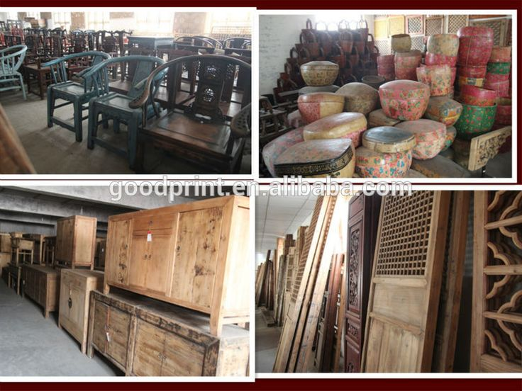 chinese antique reproduction furniture two door four drawer old pine made Blue White Green TV cabinet
