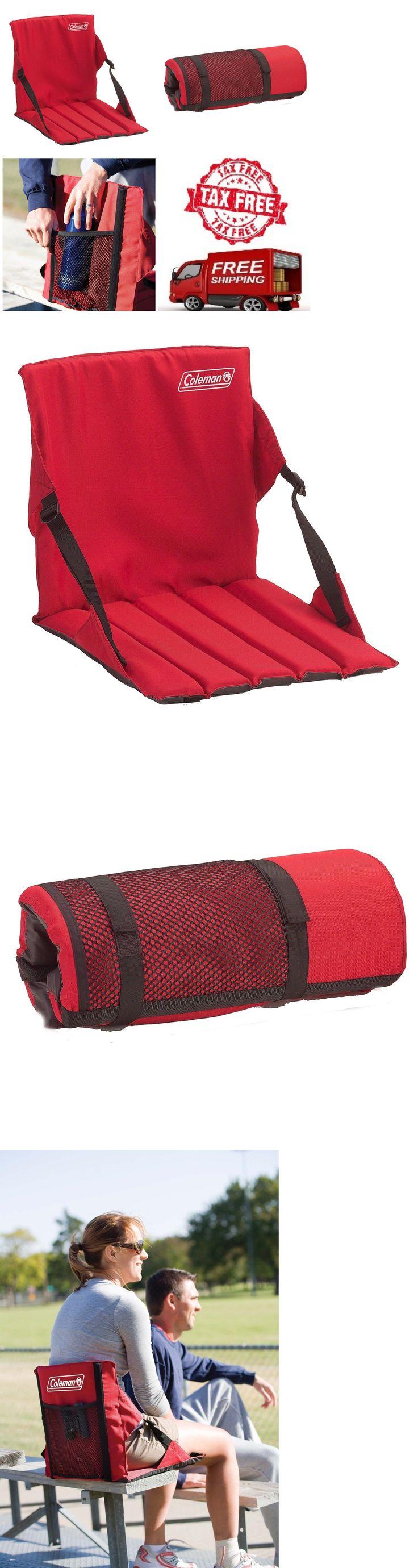 Camping Furniture Lightweight Portable Stadium Seat Chair