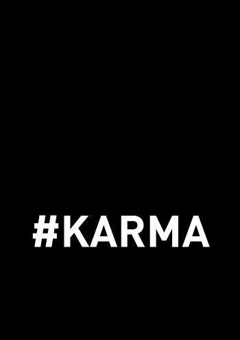 #Karma - Black