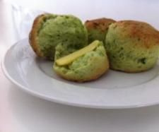 Recipe Herb and Garlic Scones by sally.thermomix - Recipe of category Baking - savoury