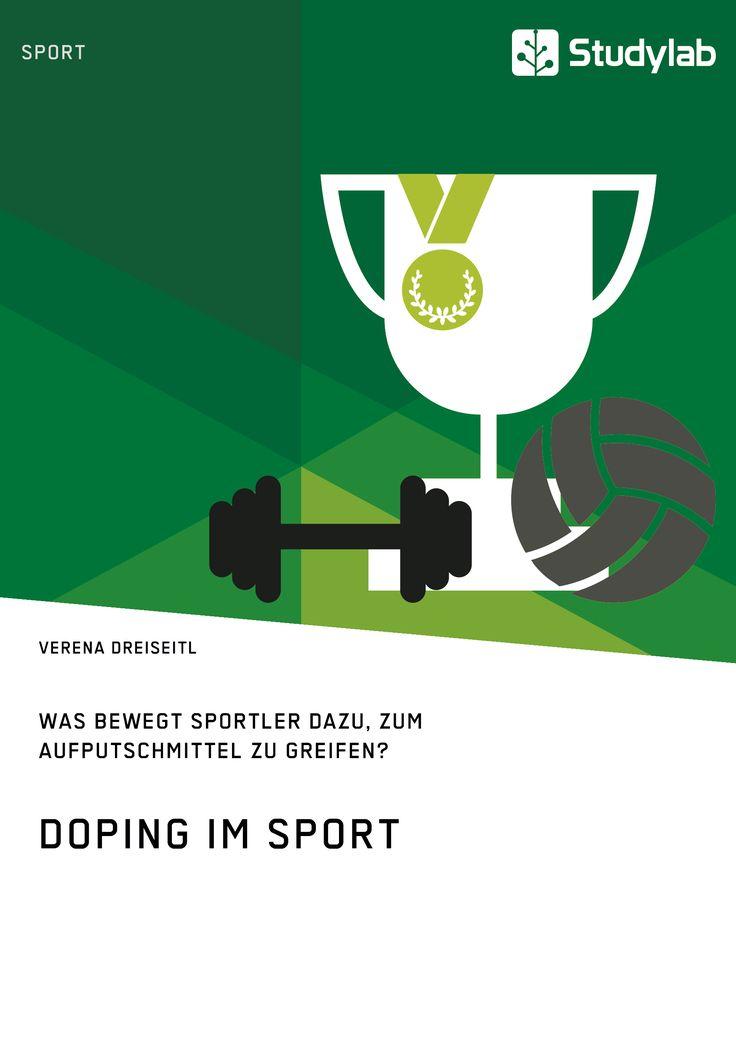 Doping im Sport. Was bewegt Sportler dazu, zum Aufputschmittel zu greifen?