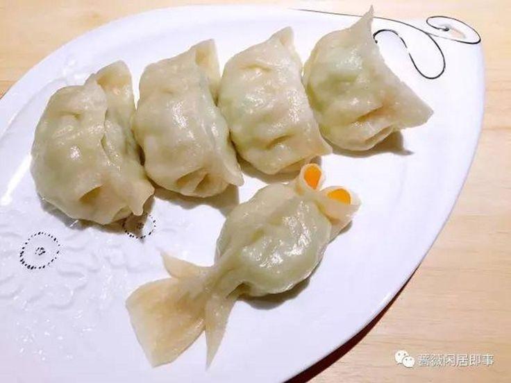 西葫芦蒸饺