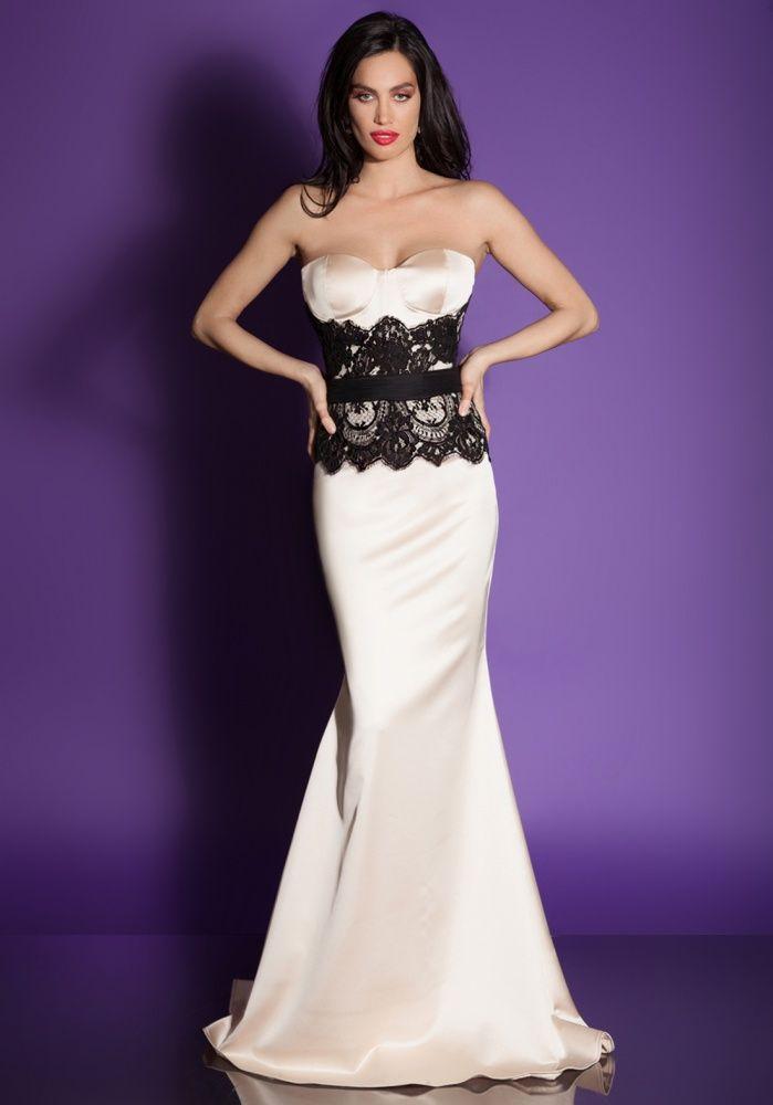 Fantástico Vestidos De Novia Charleston Festooning - Vestido de ...