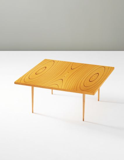 Tapio Wirkkala Birch And Birch Laminated Wood 39 Rythmic Plywood 39 Coffee Table For Asko C1957