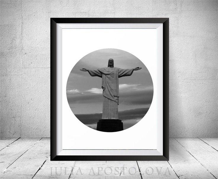 #SetOfTwo #Prints, #ChristTheRedeemer #JesusChrist #Print #Corcovado #Brazil #Cross #Printable #RioDeJaneiro #Easter #Sunday #Easter Sunday #Catholic #orthodox #BlackWhite by #JuliaApostolovaArt on #Etsy  #Statue, #Circle, #GoodFriday #CatholicEaster #SETOFTWO by #JuliaApostolovaArt on #Etsy #Minimalist #Art, #Minimal #Print, #BlackandWhite #Photography, #Cloud #Light, #Sky #SkyPrint, #Black #White #Photo #Printable, #MinimalPoster #Office #Decor by #JuliaApostolova #officedecor #interior…