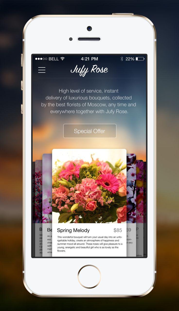 Dribbble social app ui design jpg by ramotion - Dribbble Full Jpg By Jufy Projects App Ui Designinterface